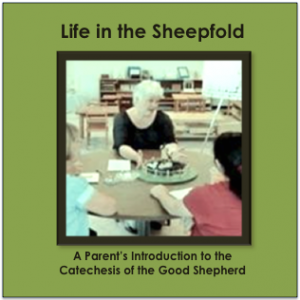 Life in the Sheepfold DVD: A Parent's Introduction to the Catechesis of the Good Shepherd