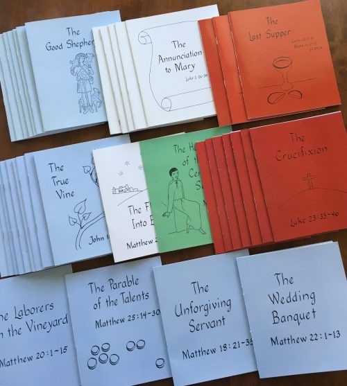 Scripture Booklets: Sets One and Two
