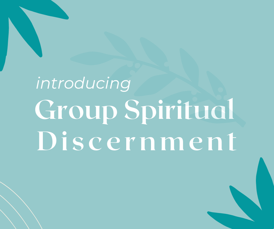 Read more about the article Group Spiritual Discernment