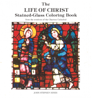The Life of Christ Coloring Book